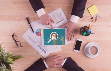 Publicité Gmail - agence digital marketing