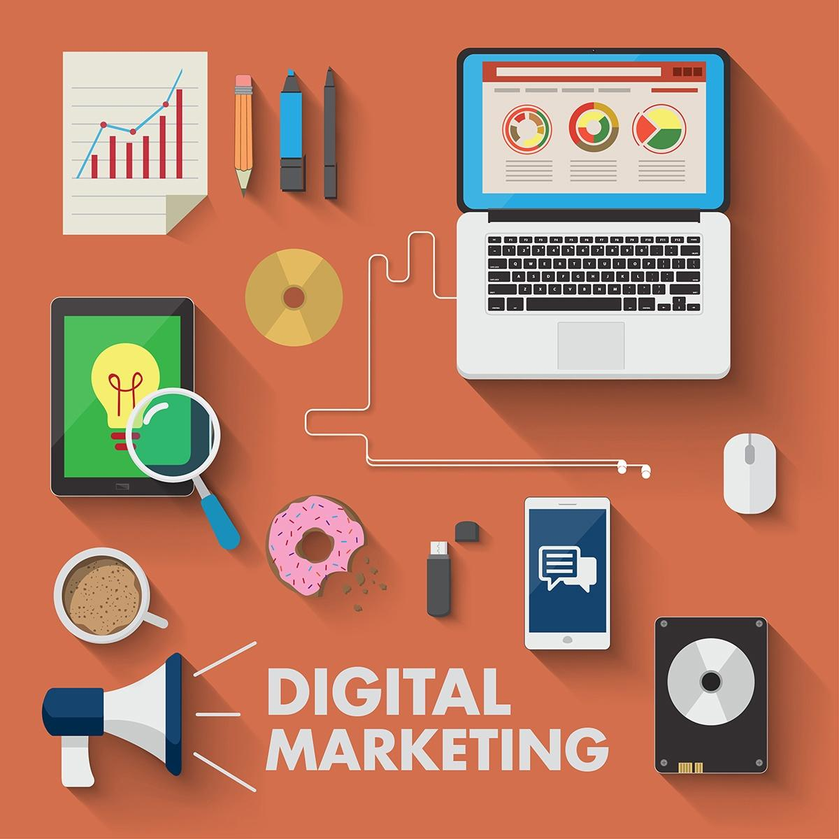 Marketing direct digital : quels rendements ?