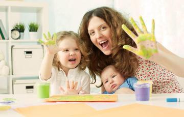 étude de cas garde d'enfants