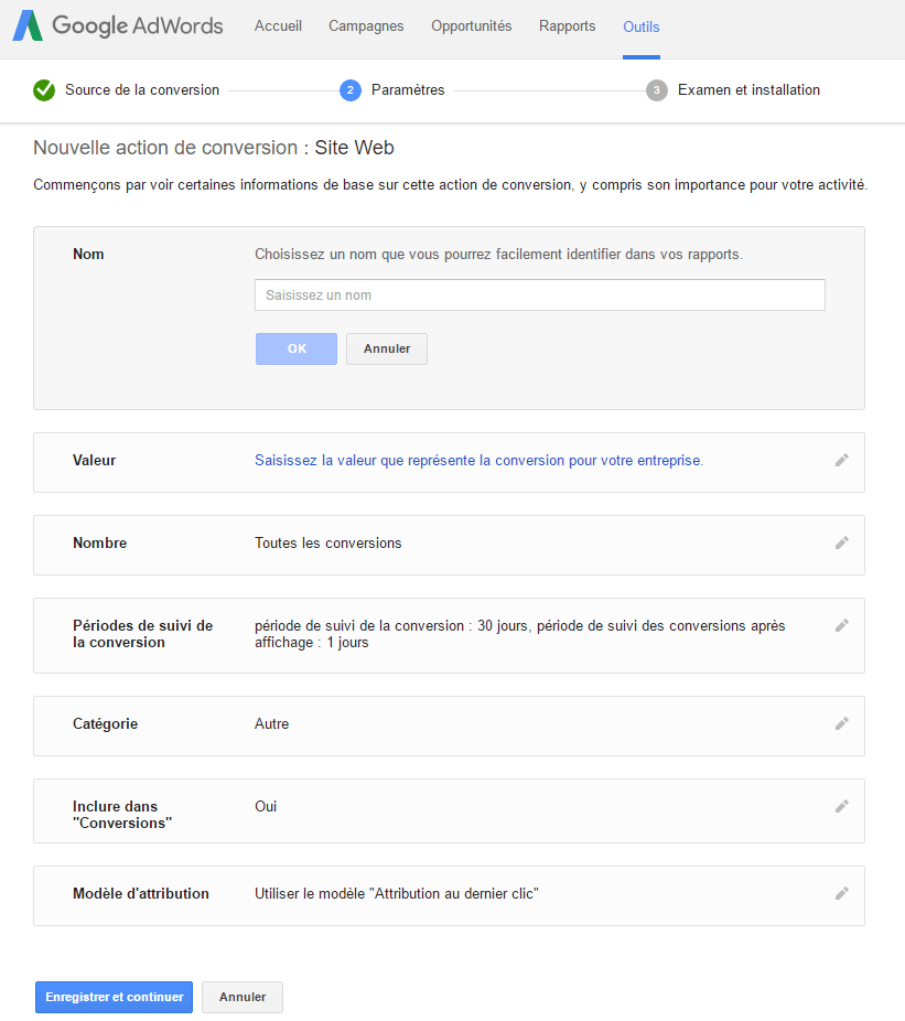 taux de conversion adwords3