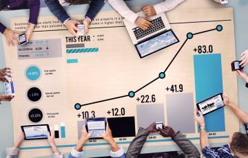 marketing direct digital rendements