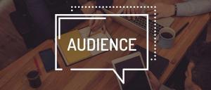 stratégies d'audience